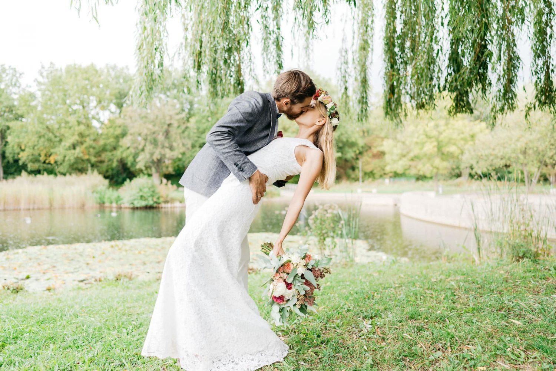 After Wedding Shooting in Waiblingen