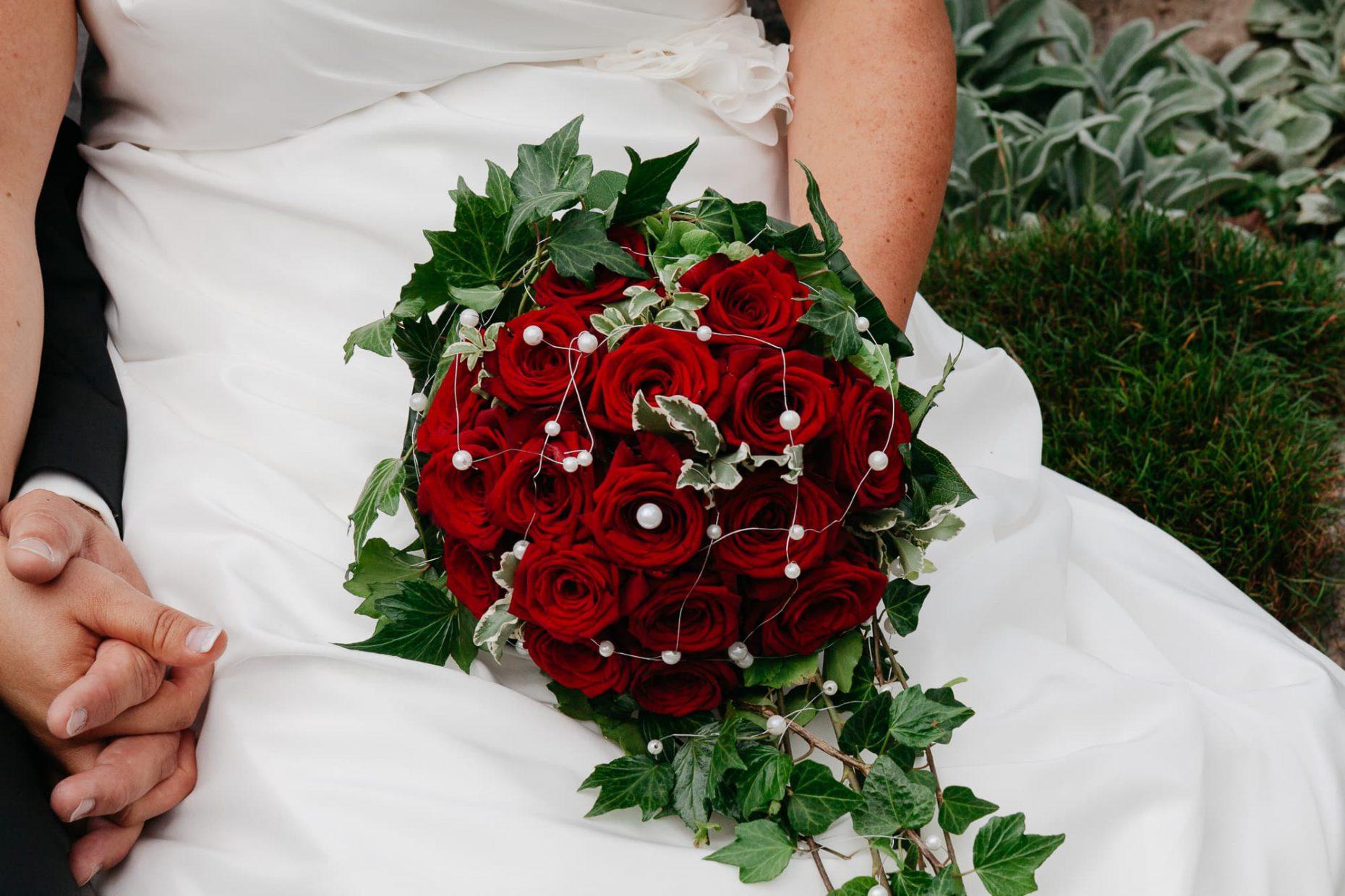 Paarshooting Hochzeit in Rudersberg